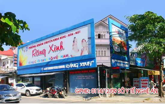 Thẩm mỹ Răng Xinh uy tín đảm bảo chất lượng