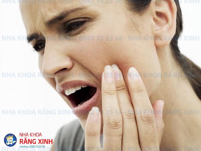 đau hàm