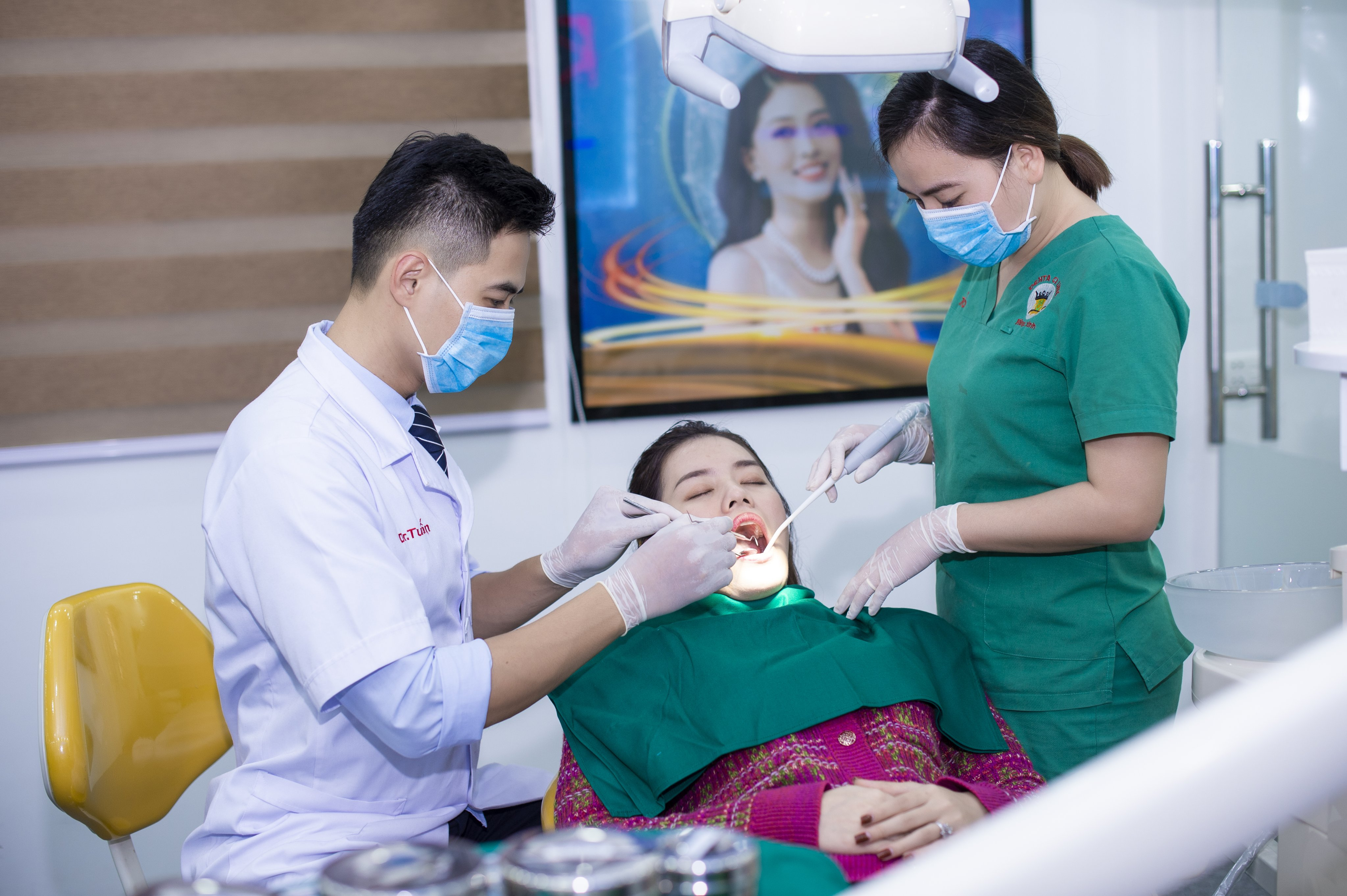 đắp răng khểnh