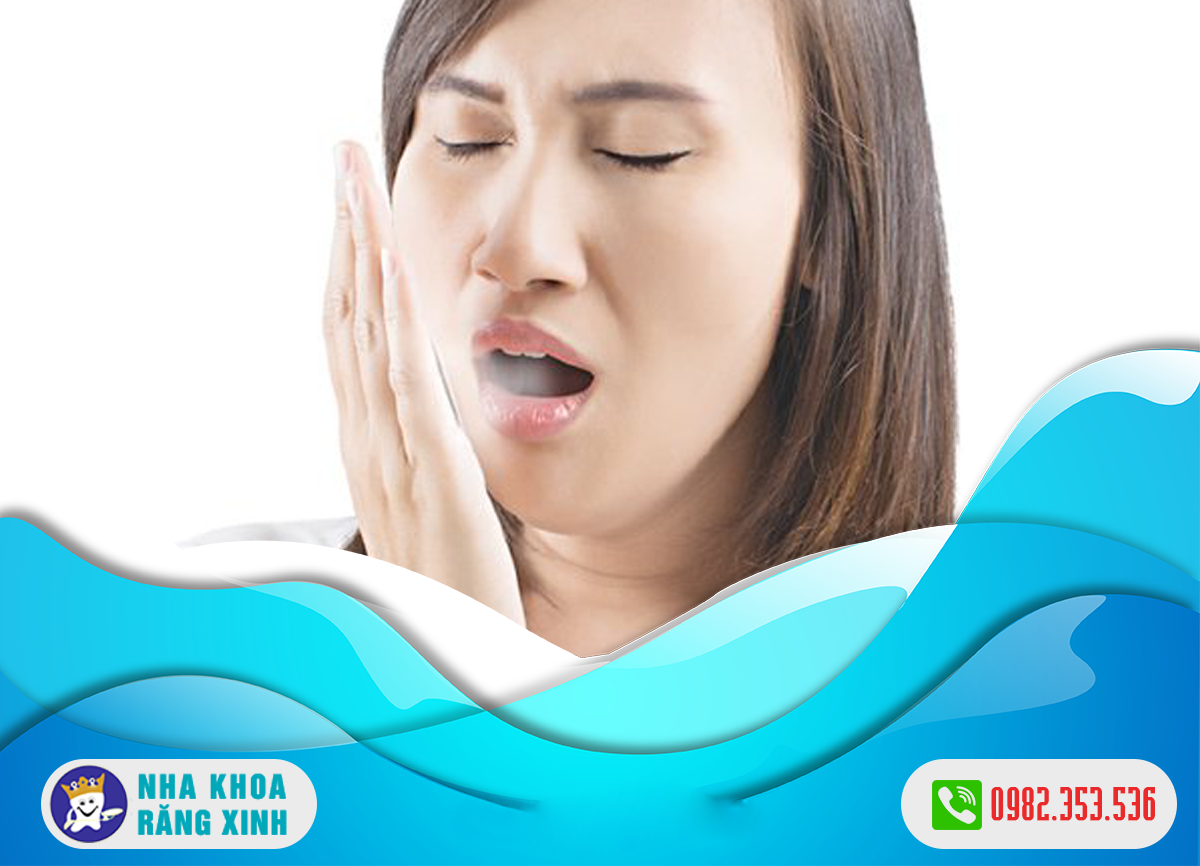 Hôi miệng nặng có chữa khỏi được không ?
